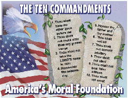 Ten Commandments Picture